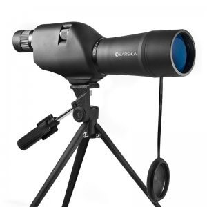 20-60x60mm WP Colorado Spotting Scope Straight Black By Barska