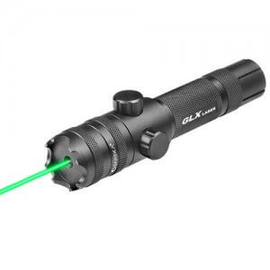 GLX Green Tactical Rifle Laser Sight (3rd Gen.) By Barska