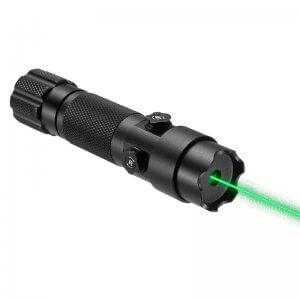GLX Low Temperature Green Laser Rifle Sight (4th Gen.) By Barska