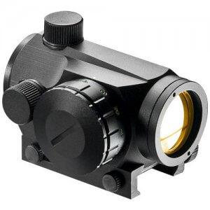 1x20mm Green / Red Dot Scope Dual Mount by Barska