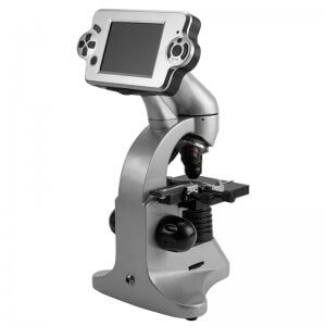4MP Digital Microscope w/Screen 40x, 100x, 400x By Barska