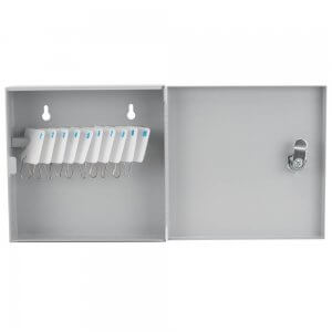 10 Position Key Cabinet with Key Lock By Barska
