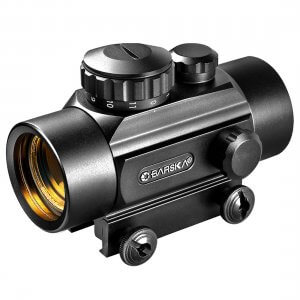 1x 30mm Red Dot Scope w/ 3 Dot Crossbow Reticle by  Barska