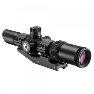 1-4x28mm IR SWAT-AR Tactical Rifle Scope by Barska