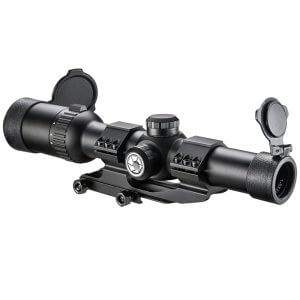 1-6x24mm IR AR6 Tactical Rifle Scope by Barska