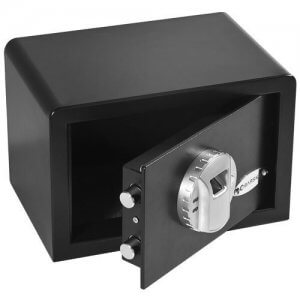 Compact Biometric Safe by Barska