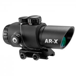 3x30mm IR AR-X Prism Rifle Scope by Barska