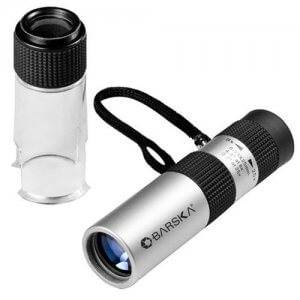 8-25x25mm Zoom Monocular Microscope by Barska