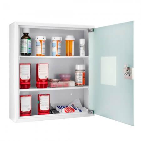 High Quality Standard Medical Cabinet By Barska