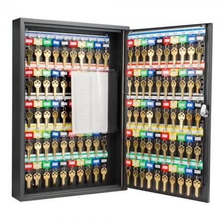 Awesome 100 Hook Key Cabinet