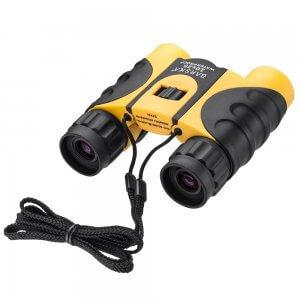 10x25mm Colorado Yellow Waterproof Compact Binoculars by Barska
