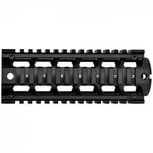 "AR Quad Rail 6.75"" length by Barska"