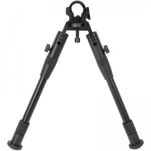 High Barrel Clamp Bipod By Barska