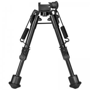 Low Spring Loaded Bipod By Barska