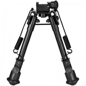 Spring Loaded Bipod By Barska