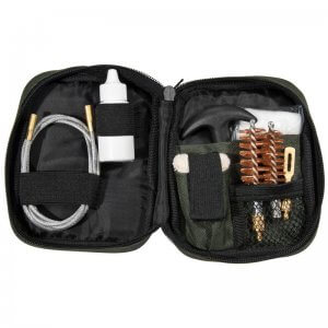 Shotgun Cleaning Kit w/ Flexible Rod and Pouch
