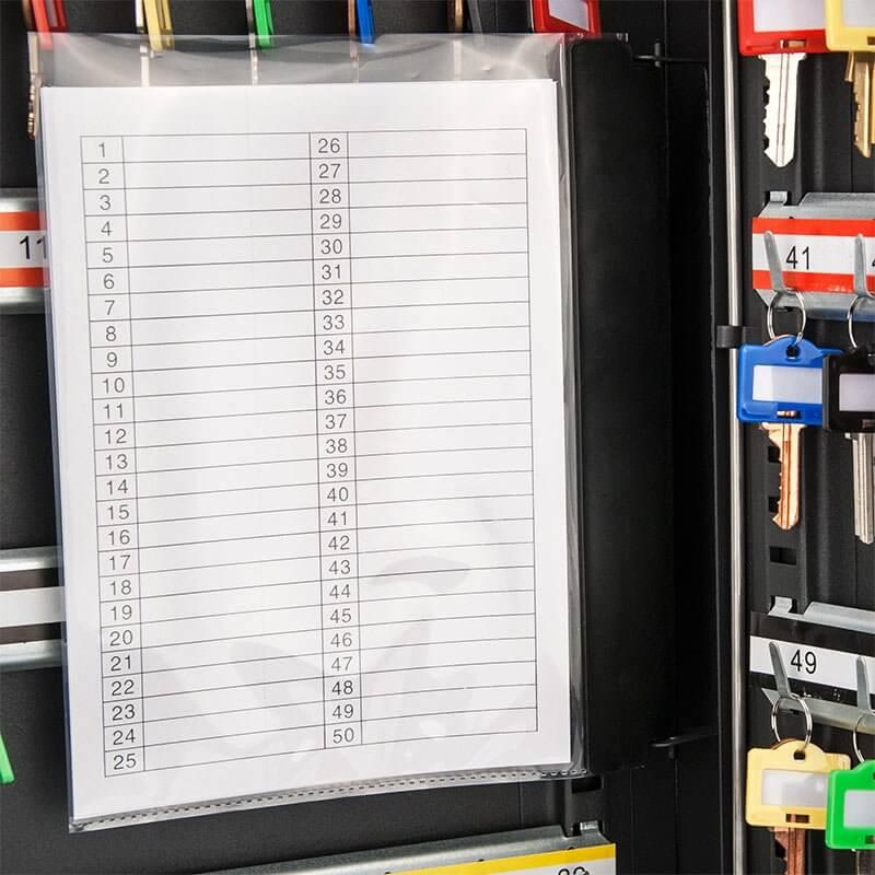 64 Position Key Cabinet With Key Lock Barska Com