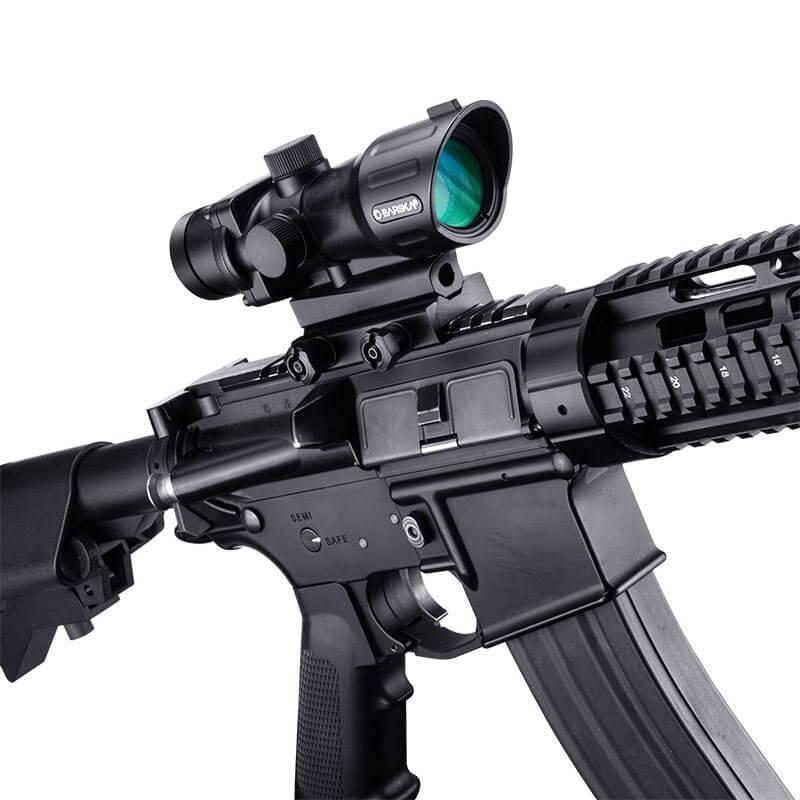 4x32mm AR-15 / M-16 Electro Sight Tactical Scope by Barska ...
