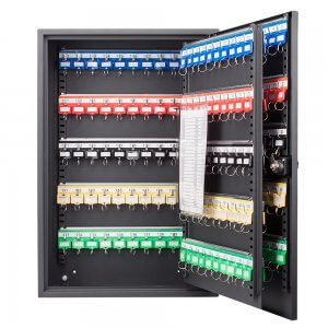 200 Position Key Cabinet with Combo Lock By Barska