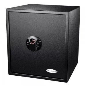 BARSKA HQ400 Large Biometric Keypad Safe AX12842
