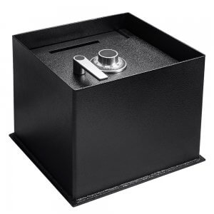 Floor Safe With Combination Lock 0.89 Cubic Ft.by Barska