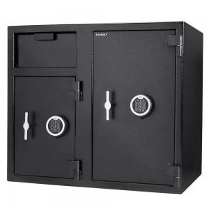 2.58/4.68 Cubic Ft Locker Depository Safe by Barska