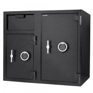 2.58/4.68 Cubic Ft Locker Depository Safe by Barska