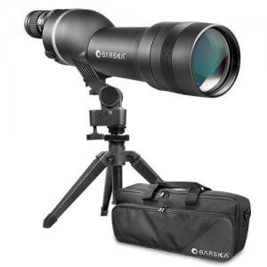 22-66x80mm WP Spotter-Pro Spotting Scope by Barska