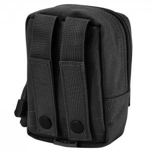 Loaded Gear CX-800 Accessory Pouch (Black) By Barska