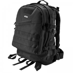 Loaded Gear GX-200 Tactical Backpack (Black) BI12022