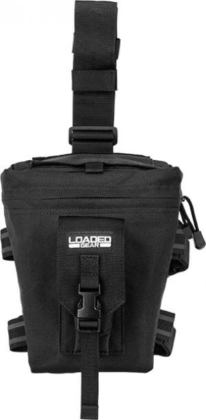 Loaded Gear CX-300 Drop Leg Dump Pouch By Barska BI12248