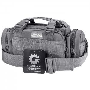 Loaded Gear GX-100 Crossover Ranger Pack (Gray) BI12610