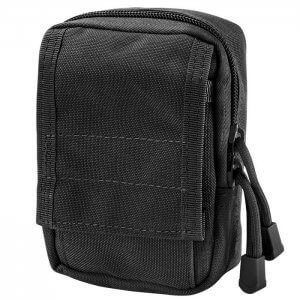 Loaded Gear CX-800 Accessory Pouch (Black) By Barska