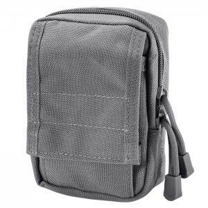 Loaded Gear CX-800 Accessory Pouch (Gray) By Barska