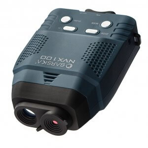 NVX-100 Night Vision Infrared Illuminator Digital Monocular (Photos Video) by Barska