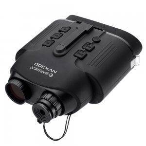 Night Vision NVX300 Infrared Illuminator Digital Binoculars
