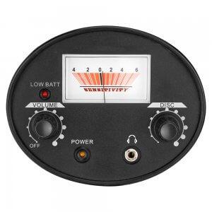 Winbest D50 Metal Detector By Barska