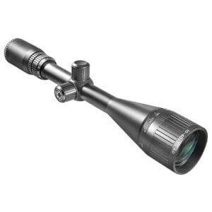 10-40x50mm AO Varmint Long-Range Mil-Dot Rifle Scope by Barska