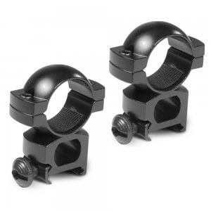 "1"" High w/Peep Sight Weaver Style Ring"