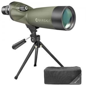 18-36x50mm WP Blackhawk Spotting Scope Straight By Barska
